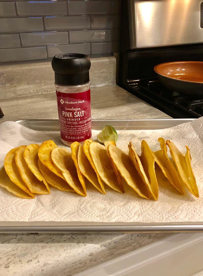 Taco Shells Recipe